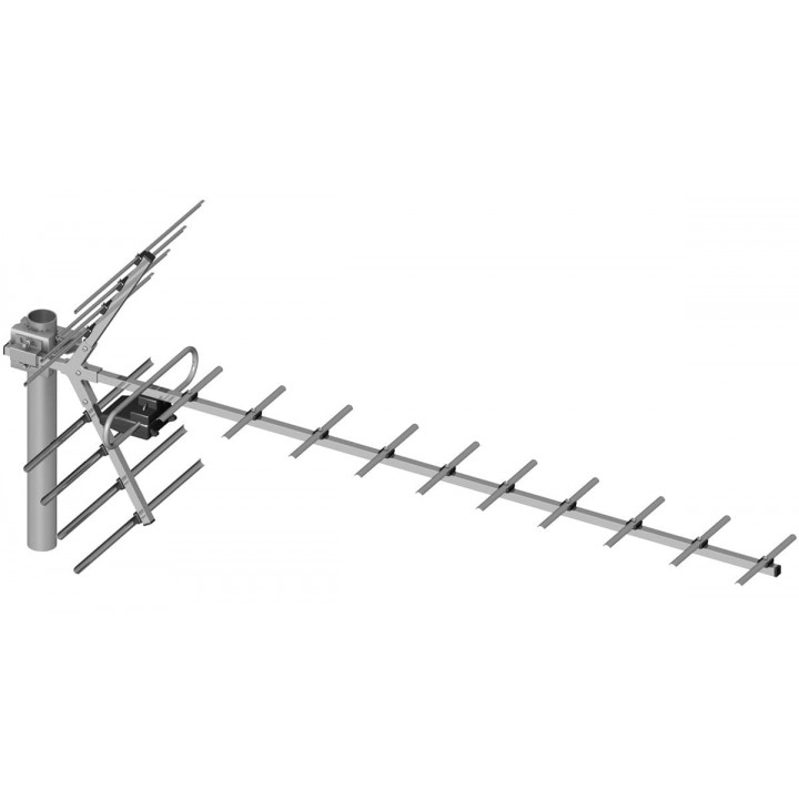 Антенна уличная Locus Мeридиан-12F