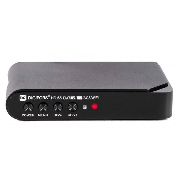Цифровая приставка Digifors HD 65