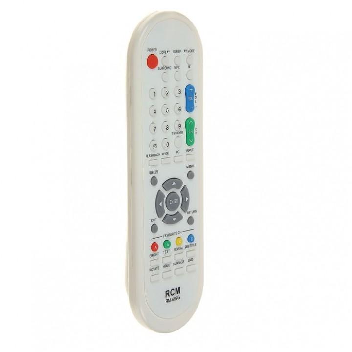 Пульт Universal Sharp LCD RM-689G