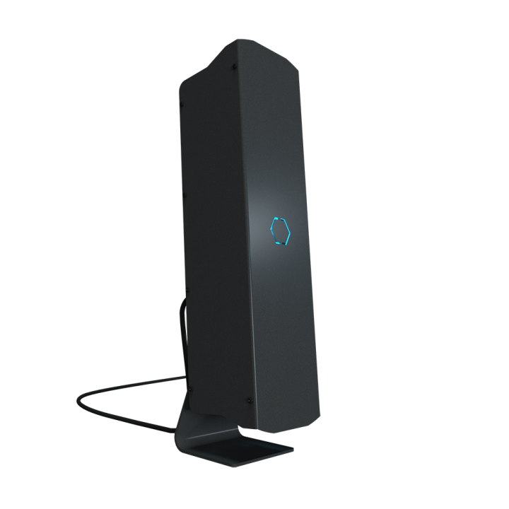 Очиститель воздуха Солнечный бриз ОВУ-01, черный
